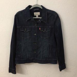 Levi's San Francisco Jean jacket size XL